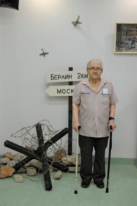Открылась выставка «Сила слабых: женщины и дети на войне»